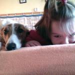dog & child 1